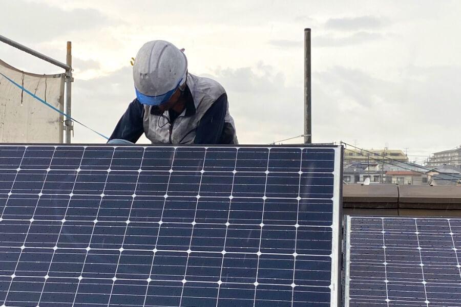 住宅用太陽光発電システムのメンテナンス